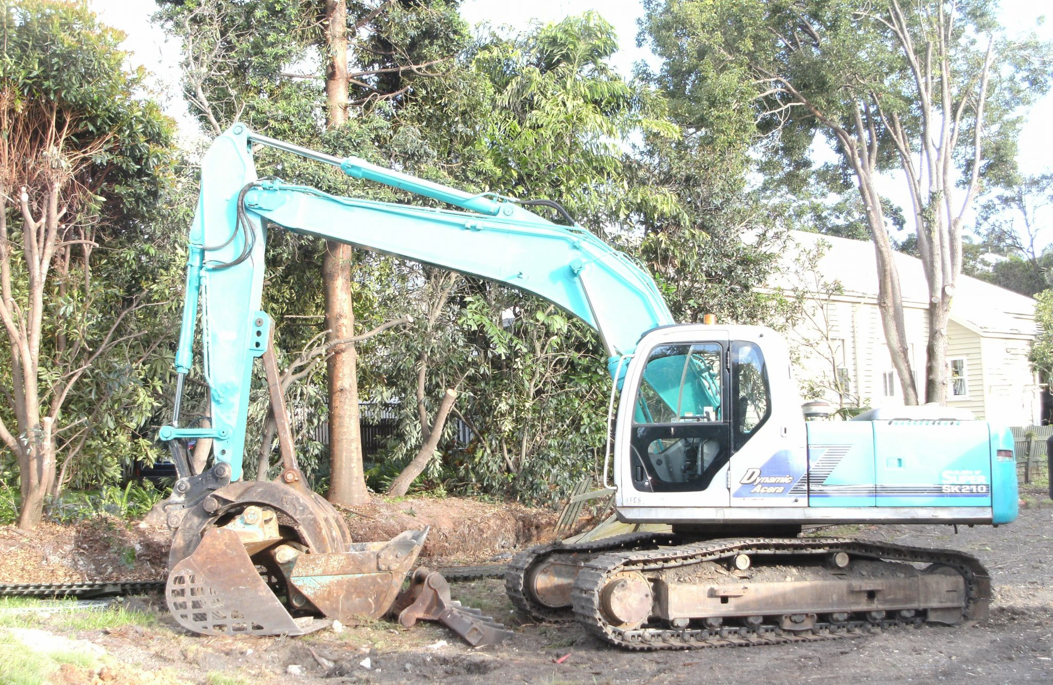 Earthmoving & Excavation Brisbane