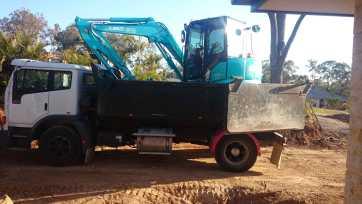 Earthmoving & Excavation Brisbane