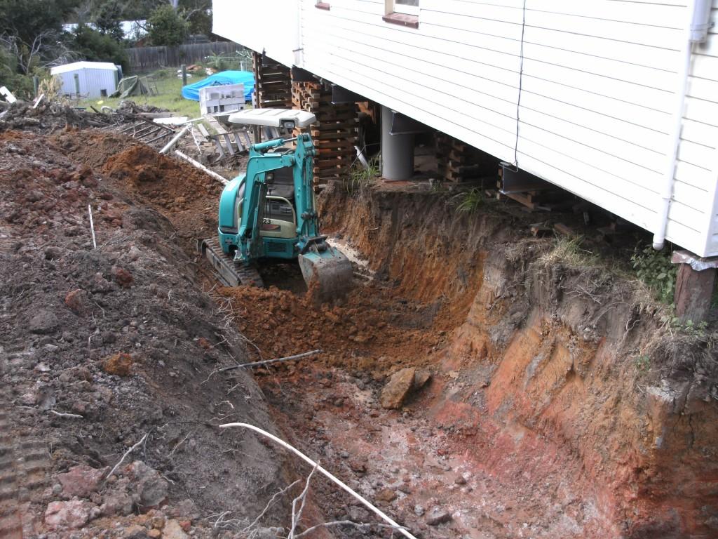Excavator Hire Gold Coast and Brisbane