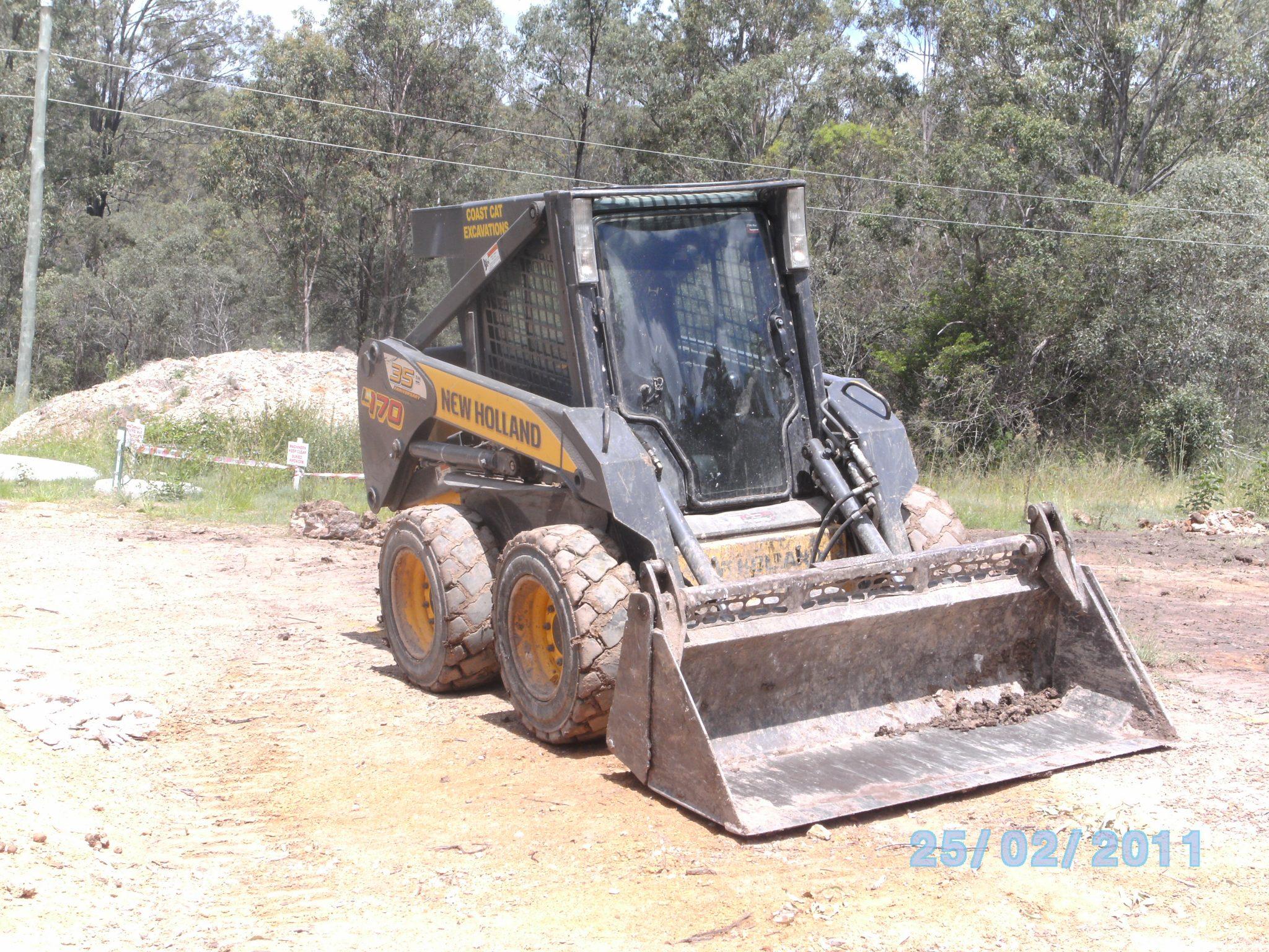 Bobcat Hire Gold Coast and Brisbane