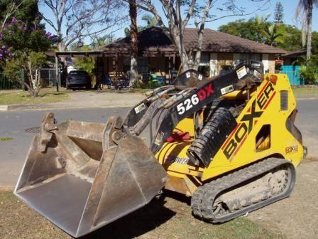 Bobcat hire Gold Coast