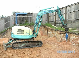 Pier Drilling services Brisbane